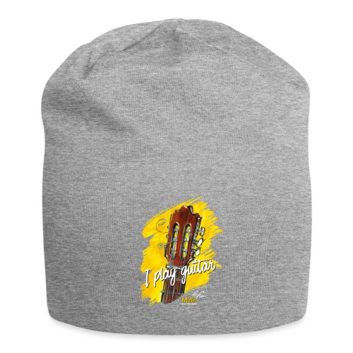 I play guitar - limited edition '19 - Jersey-Beanie