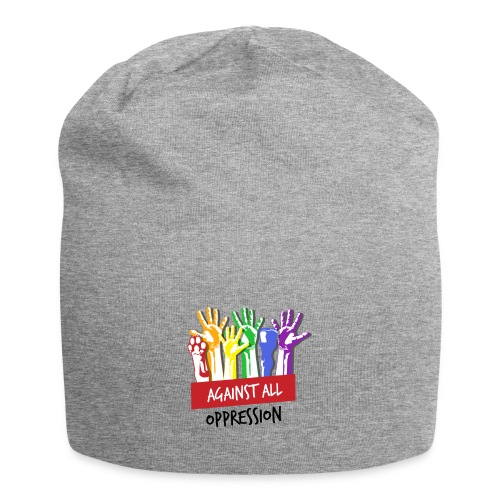 Against All Oppression - Jersey-Beanie