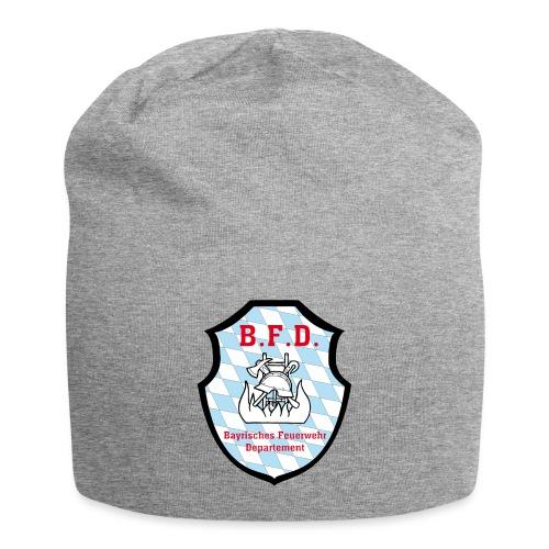 Inoffizielles bayrisches Feuerwehrabzeichen - Jersey-Beanie