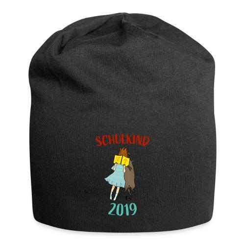 Schulkind 2019   Einschulung und Schulanfang - Jersey-Beanie