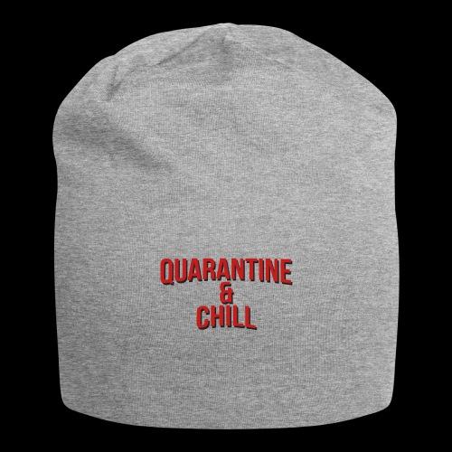 Quarantine & Chill Corona Virus COVID-19 - Jersey-Beanie