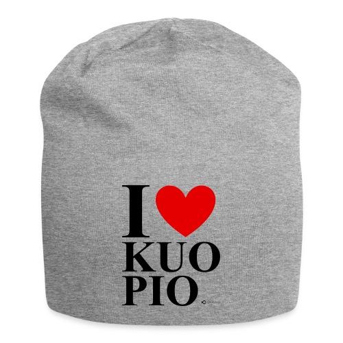 I LOVE KUOPIO ORIGINAL (musta) - Jersey-pipo