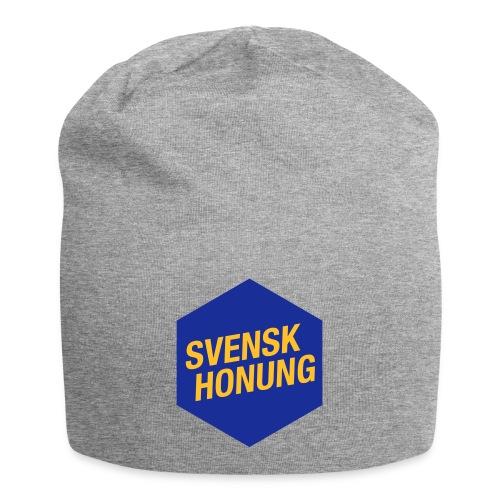Svensk honung Hexagon Blå/Gul - Jerseymössa