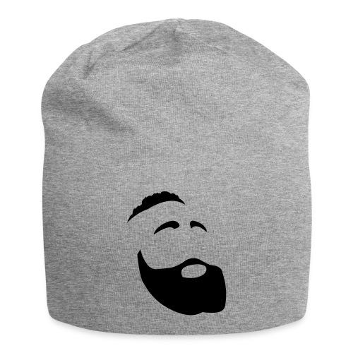 Il Barba, the Beard black - Beanie in jersey
