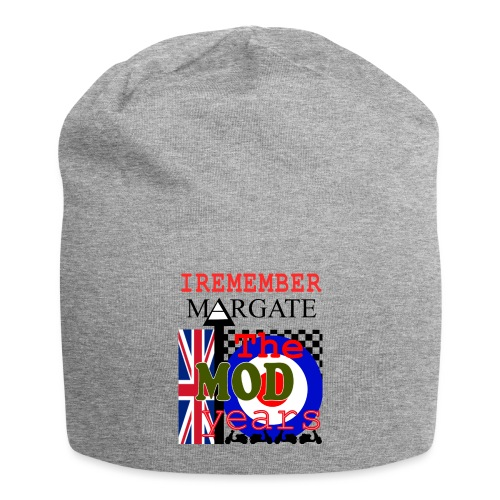 REMEMBER MARGATE - THE MOD YEARS 1960's - Jersey Beanie