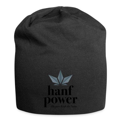 Hanf Power Logo - Jersey-Beanie