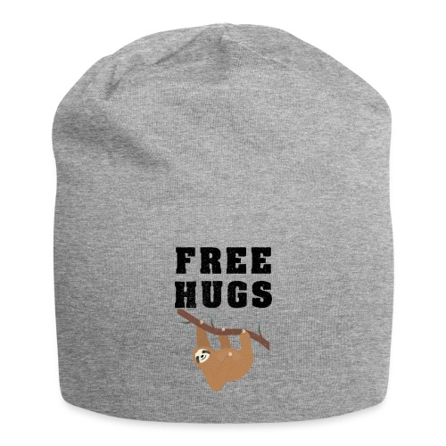 Funny Sloth Quotes - Jersey-Beanie
