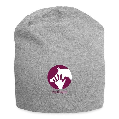 Logo Equilogos - Bonnet en jersey