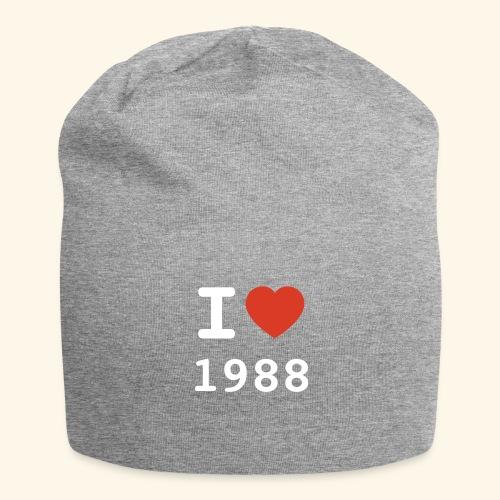 I Love 88 w p 001 - Jersey-Beanie