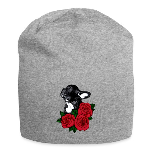 The French Bulldog Is So Famous - Jersey Beanie