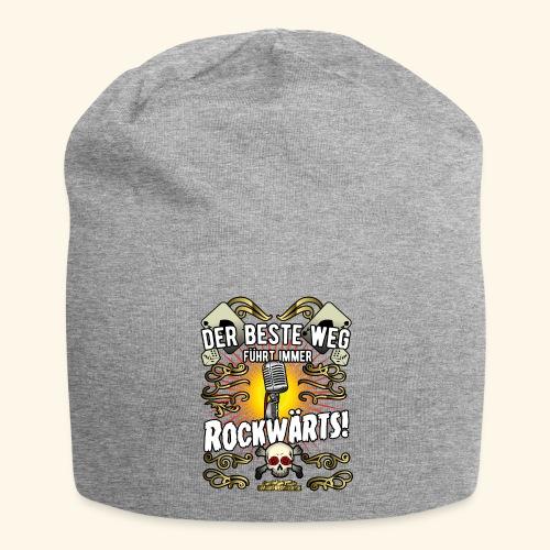 Rock Music Shirt ROCKWÄRTS - Jersey-Beanie