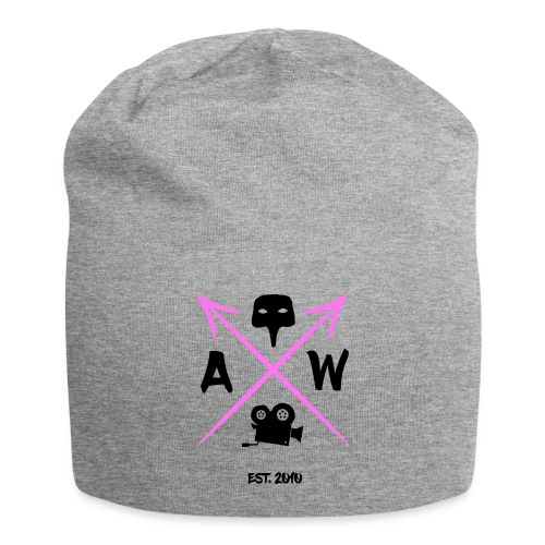 AW / PINK ARROWS (Hat) - Jersey Beanie