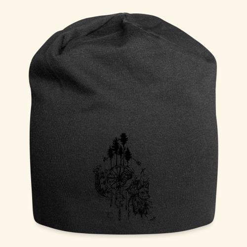 renard nature - Bonnet en jersey