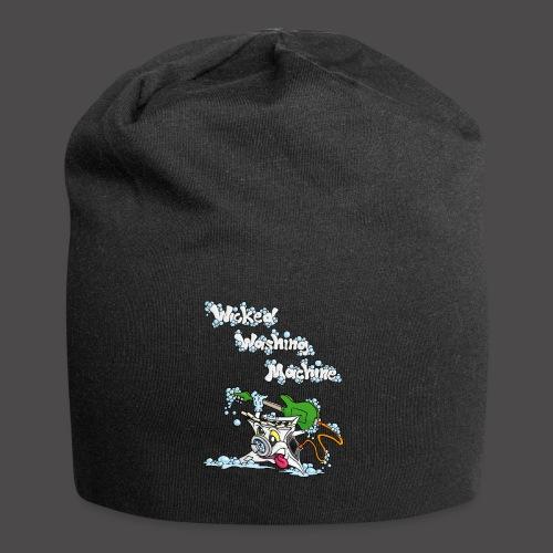Wicked Washing Machine Cartoon and Logo - Jersey-Beanie