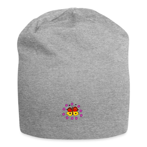 Butterfly colorful - Jersey Beanie