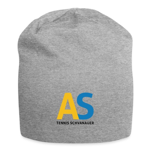 as logo - Beanie in jersey