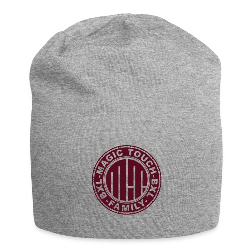 magic touch circle2 - Jersey Beanie