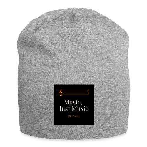 music - Bonnet en jersey