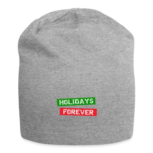 holidays forever - Jersey-Beanie