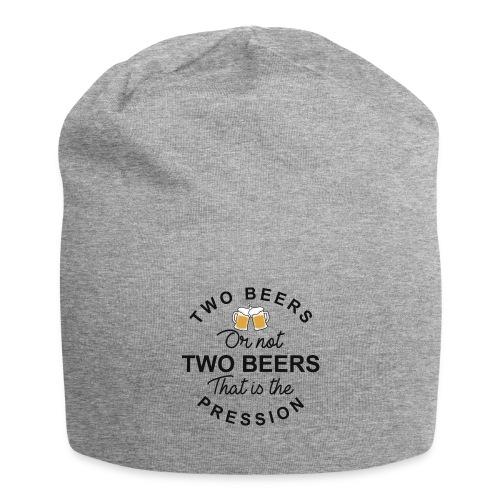 TWO BEERS OR NOT TWO BEERS - Bonnet en jersey