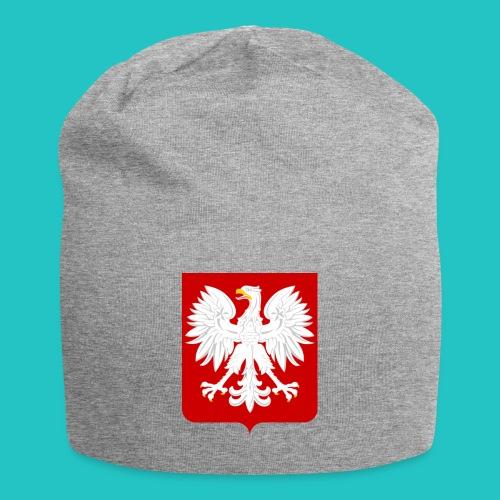 Koszulka z godłem Polski - Czapka krasnal z dżerseju