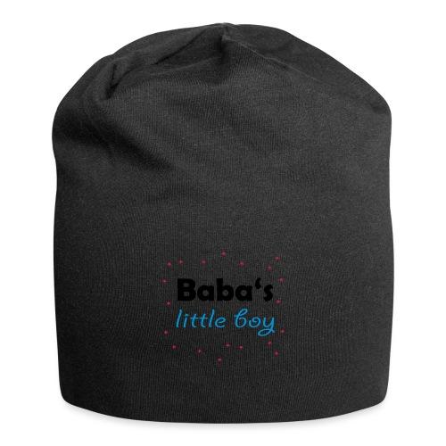 Baba's litte boy Babybody - Jersey-Beanie