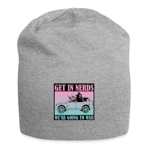 Get in Nerds! - Jersey Beanie