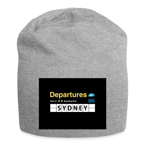 SYDNEY png - Beanie in jersey