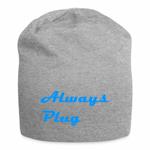 MattMonster Always Plug Merch - Jersey Beanie