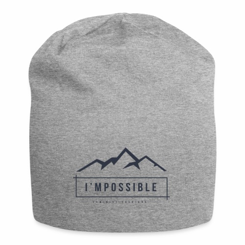 Impossible - Jersey Beanie