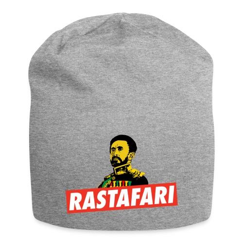 Rastafari - Haile Selassie - HIM - Jah Rastafara - Jersey-Beanie