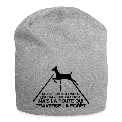 Chevreuil - Bonnet en jersey