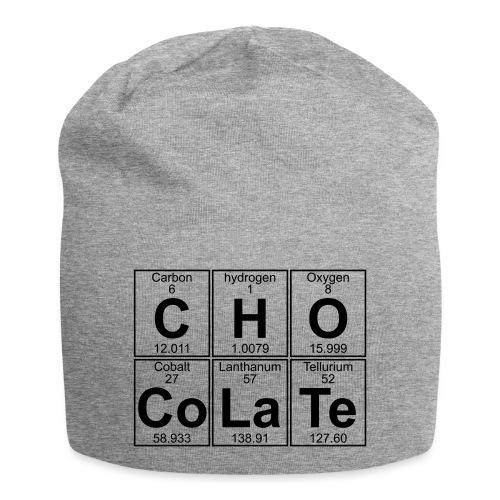 C-H-O-Co-La-Te (chocolate) - Full - Jersey Beanie