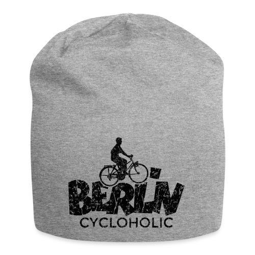 Berlin Cycloholic (Vintage/Schwarz) Fahrradfahrer - Jersey-Beanie