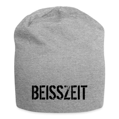 Beisszeit - Jersey-Beanie