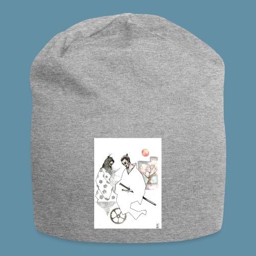 Samurai copia jpg - Beanie in jersey