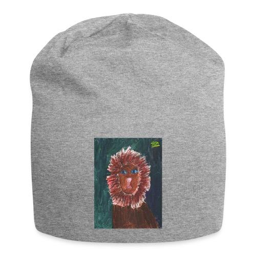 Lion T-Shirt By Isla - Jersey Beanie