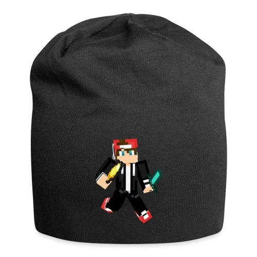 animated skin - Jersey-Beanie