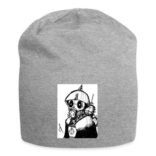 gas man - Gorro holgado de tela de jersey