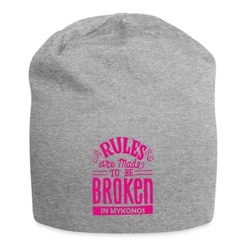 Mykonos Rules - Bonnet en jersey