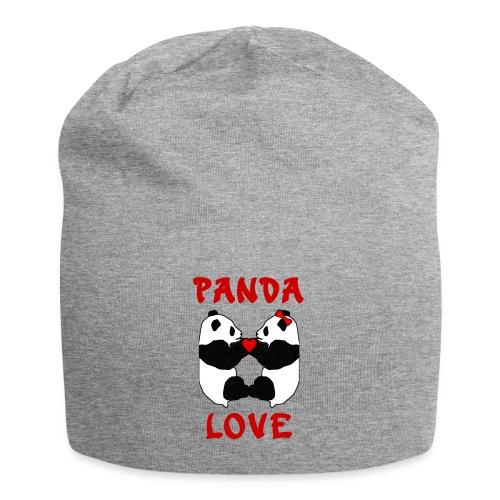 Panda Love - Jersey Beanie