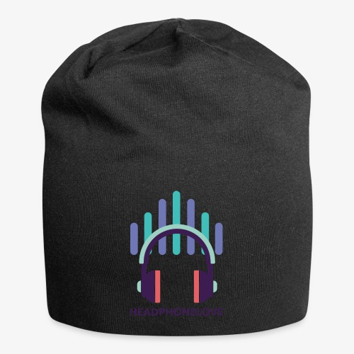 headphonelove - Jersey-Beanie