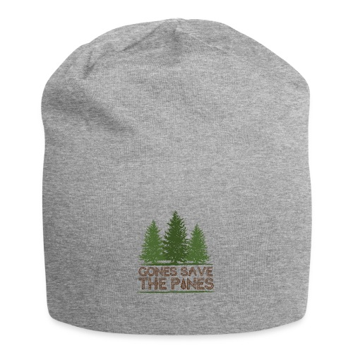 Gones save the pines - Bonnet en jersey