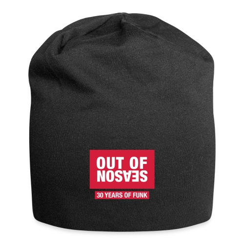 OOS RED - Jersey-Beanie