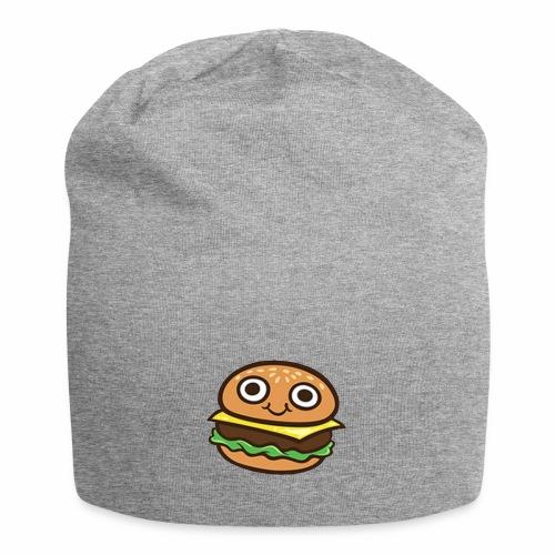 Burger Cartoon - Jersey-Beanie