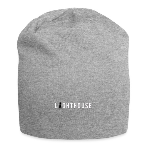 Lighthouse Logo - Jersey-Beanie
