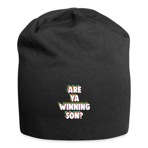 Are Ya Winning, Son? Meme - Jersey Beanie