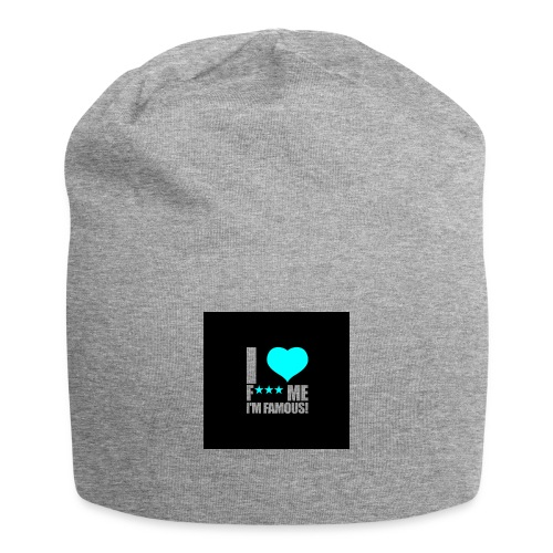 I Love FMIF Badge - Bonnet en jersey