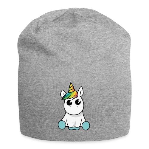 licorne - Bonnet en jersey