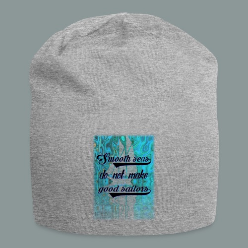 smooth seas - Jersey-Beanie